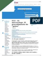 """E53 – El Microrriego. El Procedimiento de """"Goteo"""" - Wikiwate"""