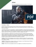 Adaptação Witcher 3Det Alpha.doc