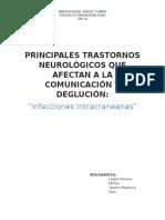 INFECCIONES INTRACRANEANAS