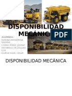 DISPONIBILIDAD-MECÁNICA
