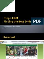 Step 2 Ebm