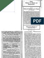Liebenfels Joerg Lanz Von - Ostara Nr. 85 - Rasse Und Baukunst in Der Neuzeit (1916, 11 Doppels., Scan, Fraktur)