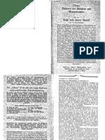 Liebenfels Joerg Lanz Von - Ostara Nr. 87 - Rasse Und Innere Politik (1916, 11 Doppels., Scan, Fraktur)