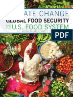 Climate Change, Global Food Security, and the U.S. Food System