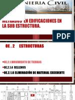 Metrados en Edificaciones en La Sub Estructura