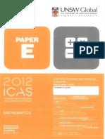 2012 Paper E Maths.pdf