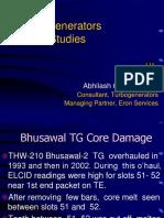 Paper 1 Turbogenerator Cases