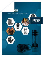 Drill Pipe Float Valve Catalog.pdf