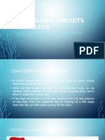 2 - Building Circuits With LEDs