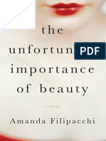 1 - Amanda Filipacchi - The Unfortunate Importa
