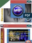bHIP ad de Negocio Hot Conference Junio 5- 10