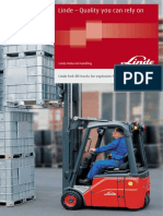 Linde Quality You Can Rely On