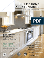 Hille's Home Extensions Showcase 3rd Edition