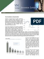 Fall 2016 Investor Letter