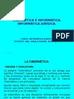 2.Cibernetica e Informatica Informática Jurídica (2)