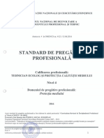 SPP Nivel4 Tehnician Ecolog Si Protectia Calitatii Mediului