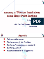 Single Point Earthing