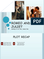 Romeo and Juliet - Act One Scene One New