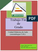 TFG. Judo. Pablo Osma.rua