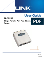 Tl-ps110p User Guide Eng