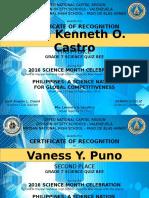 CERTS 2016 Sci Month