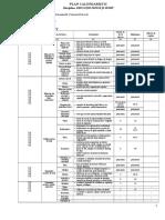 Clasa II - EFS - Planul calendaristic semestria A 2014.doc