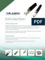 Alantek Coaxial Catalog