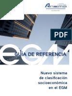 Info Clas Socioeconomica