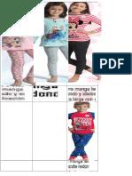 Modelos Pijamas