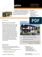 Wp Residential Real Estate Appraisers Guide Accurately Valuate Residential Rooftop Solar Electric Pv