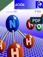 Qi Formulacion Iupac 2005 3 Eso Ejercicios