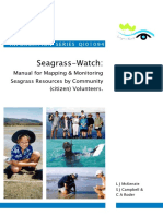 SeagrassWatch Monitoring Guidelines 2ndEdition
