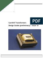 Carnhill Design Guide1e