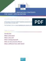 Smart Specialisation En