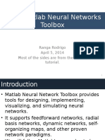 L09 Using Matlab Neural Networks Toolbox.pptx