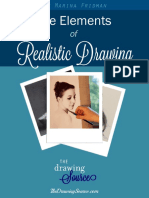 the elements of realistic drawing  1
