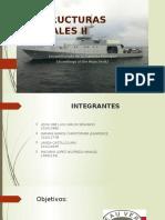 Presentación de escantillonado estructural de buque