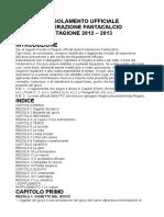 regolamento2012-2013