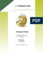 COMPANY PROFILE 7 LIVE