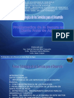 PROBLEMATICA DE LA BASURA EN EL SECTOR SANTA ROSA DE AGUA