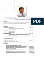 andrew gross cv  nr  aug 2016 docx