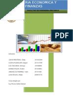 Monografia de Economia & Finanzas