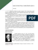 Contraste Entre as Posições de Charles Finney e Jonathan Edwards Quanto Ao Avivamento (Teo. Sist. 5)