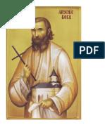 Icoana Sfantul Arsenie Boca