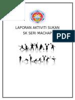 Cover Laporan Aktiviti Sukan
