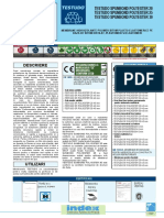 Testudo Spunbond Polyester 20-25-30