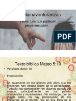 Bienaventurados los que padecen persecución....pdf