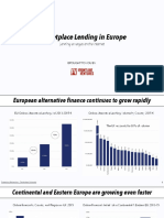 Marketplace Lending in Europe