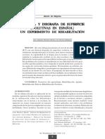 Dislexia y Disgrafia de Superficie