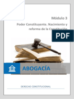 Constitucional- Modulo 3